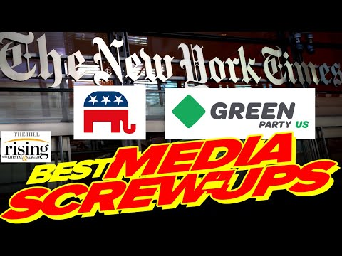 NYT Paints Green Party As Republican Plants