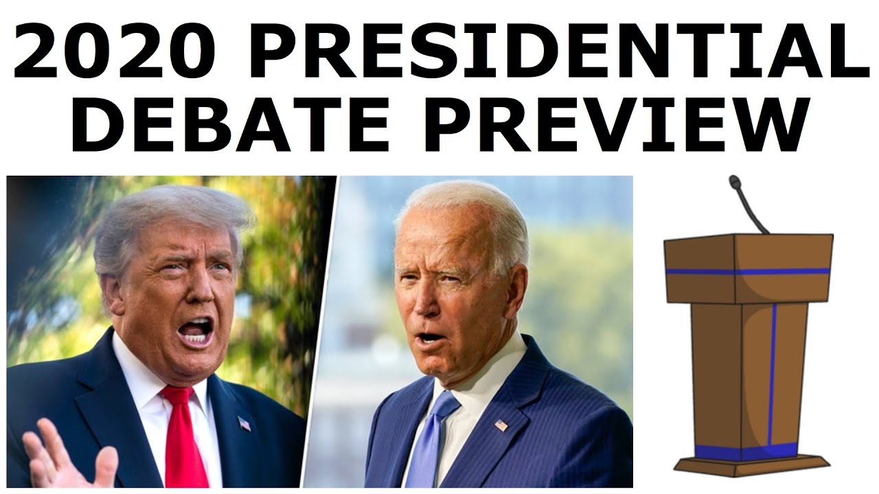 2020 DEBATE PREVIEW! – Why We Shouldn't Underestimate Biden