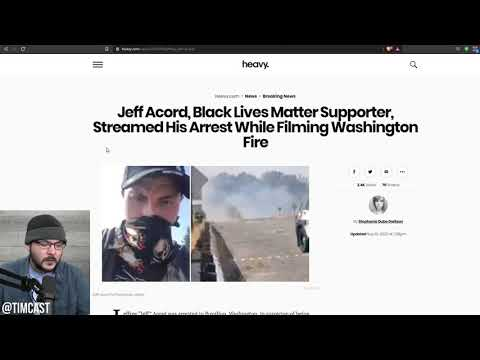 BLM Leftist CONFIRMED Arrested Starting Wildfire, No Evidence Of Motive, Antifa Fire Rumors Run Wild