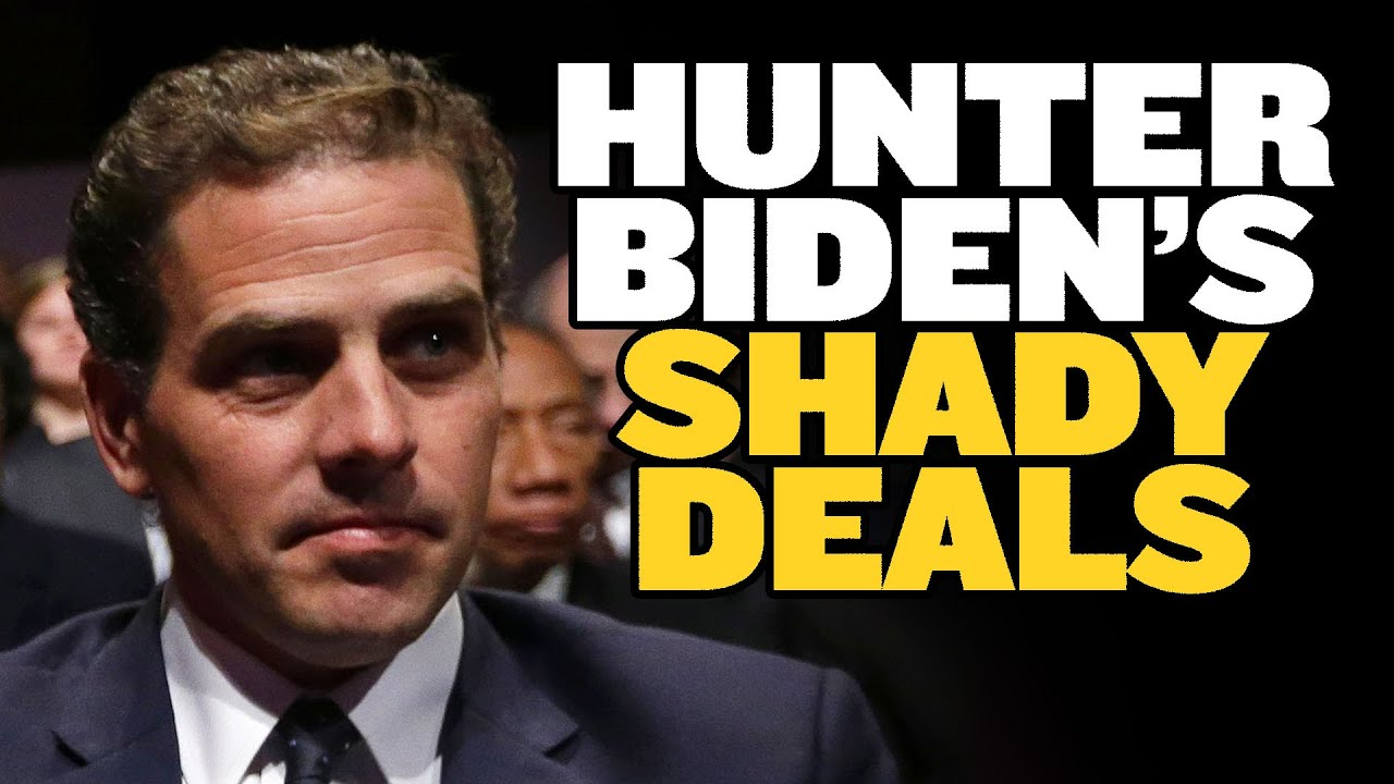 Hunter Biden's Shady Deals: What Do They Mean for Joe Biden?
