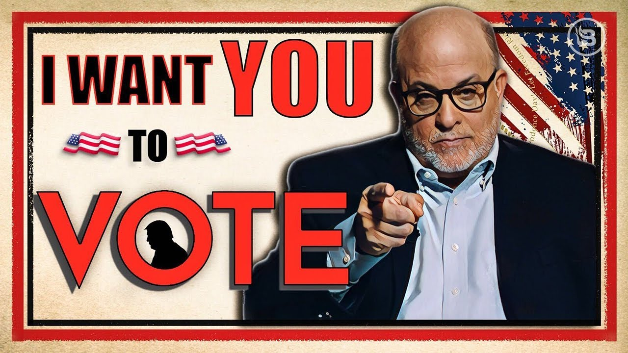 Mark Levin: This Is Our Stand Against Tyranny