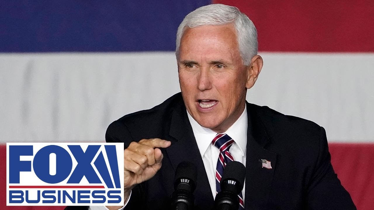 Pence takes part in 'Make America Great Again!' event in Florida
