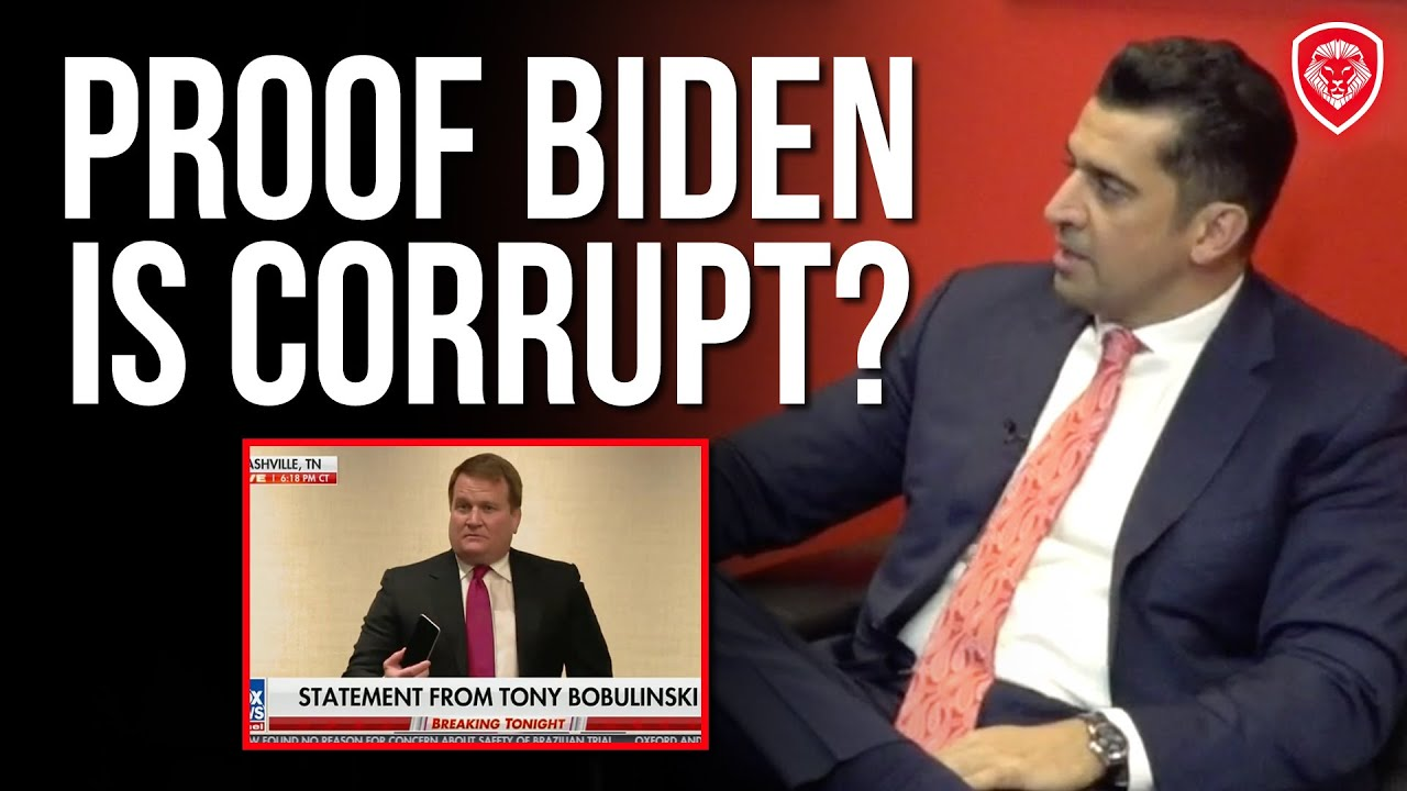 Tony Bobulinski (SinoHAWK CEO and partner) Reaction to Hunter Biden's Business Partner Speaking Up