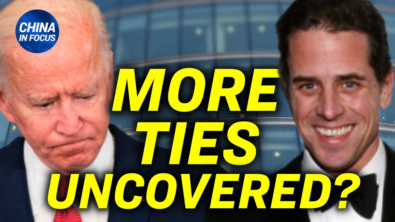 More Hunter Biden's alleged ties to CCP exposed