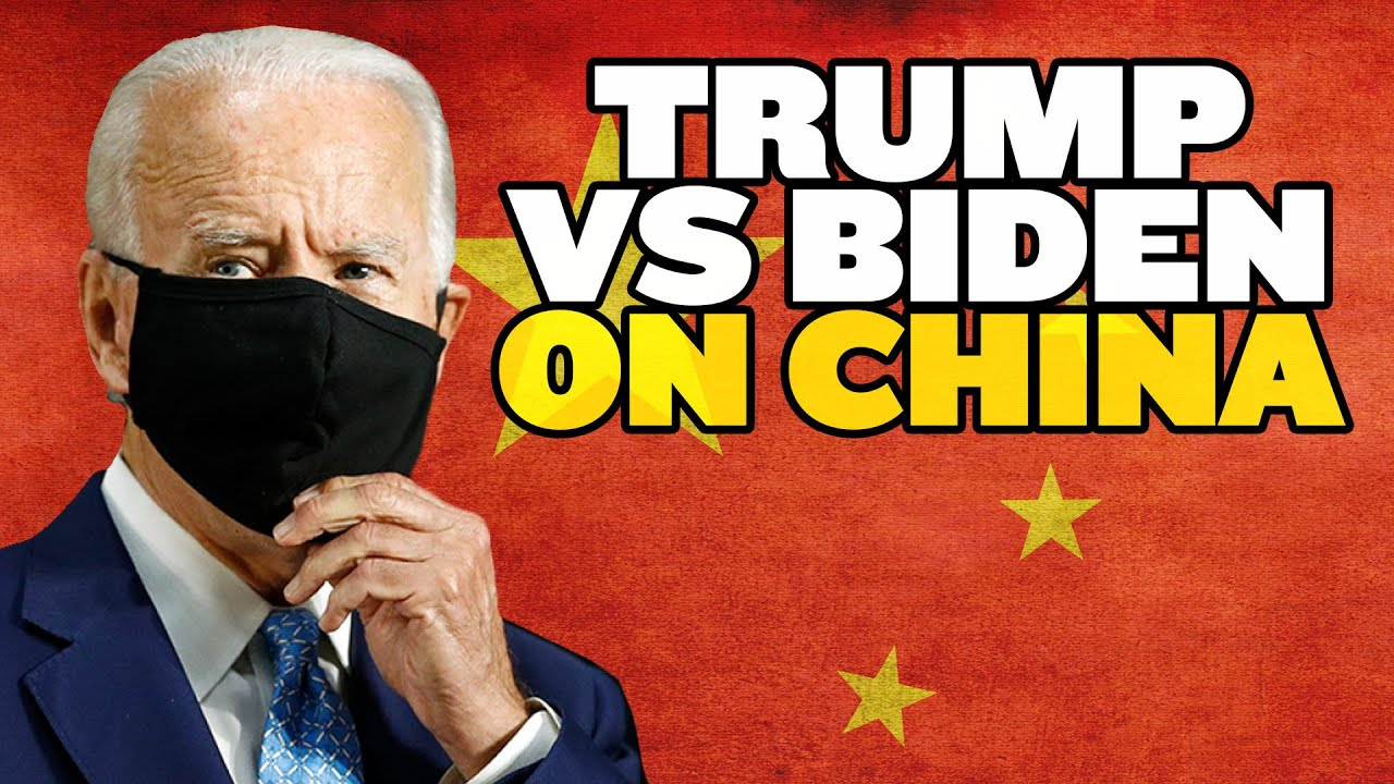 Trump vs Biden on China