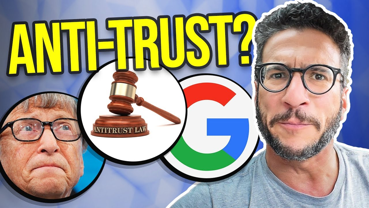Google's Antitrust Lawsuit EXPLAINED