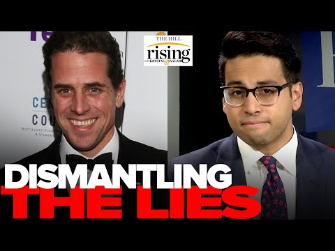 All The Medias LIES About The Hunter Biden Story