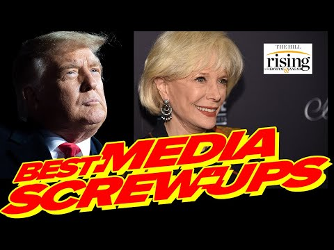 Our Favorite Media Screwups: Highs And Lows Of Lesley Stahl's 60 minutes Interview With Trump