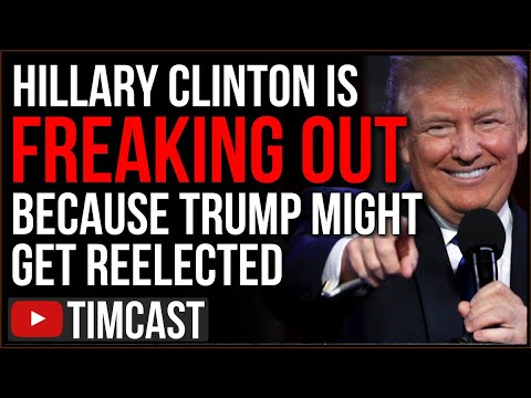Hillary Clinton FREAKING OUT Because Trump May Win Election, She's FURIOUS Over Trump FIRING Cronies