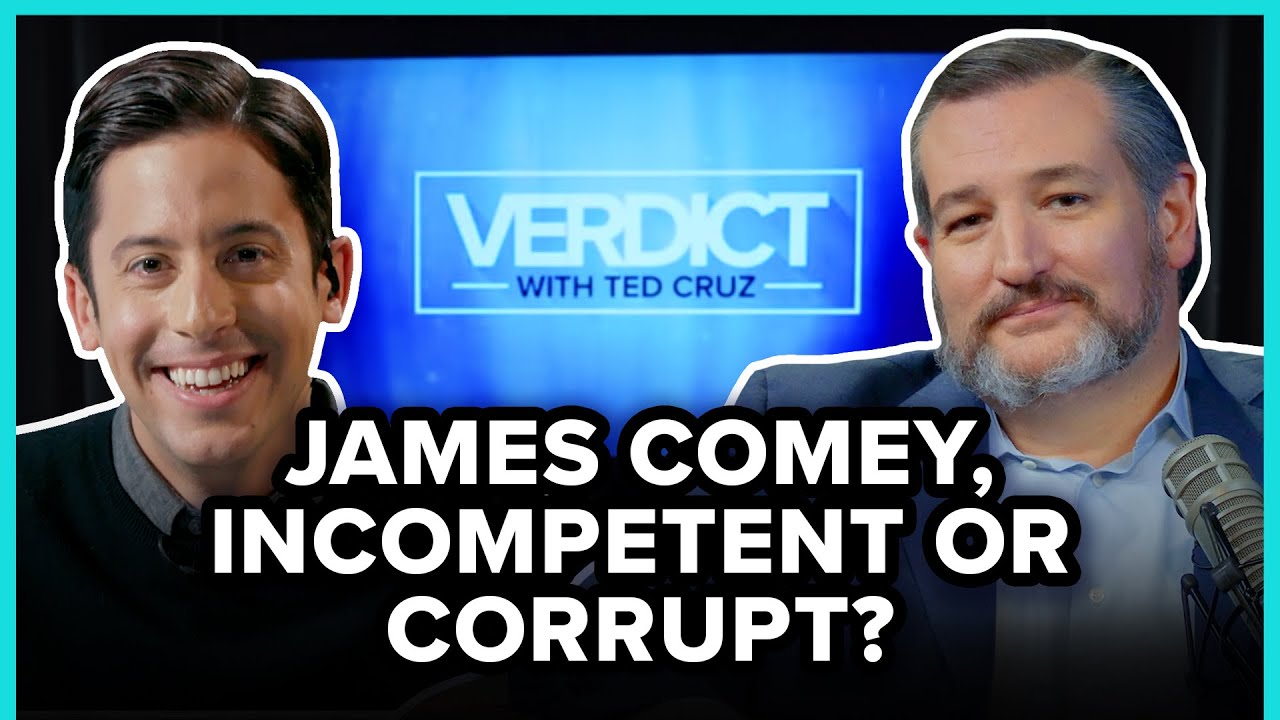 James Comey, Incompetent or Corrupt?