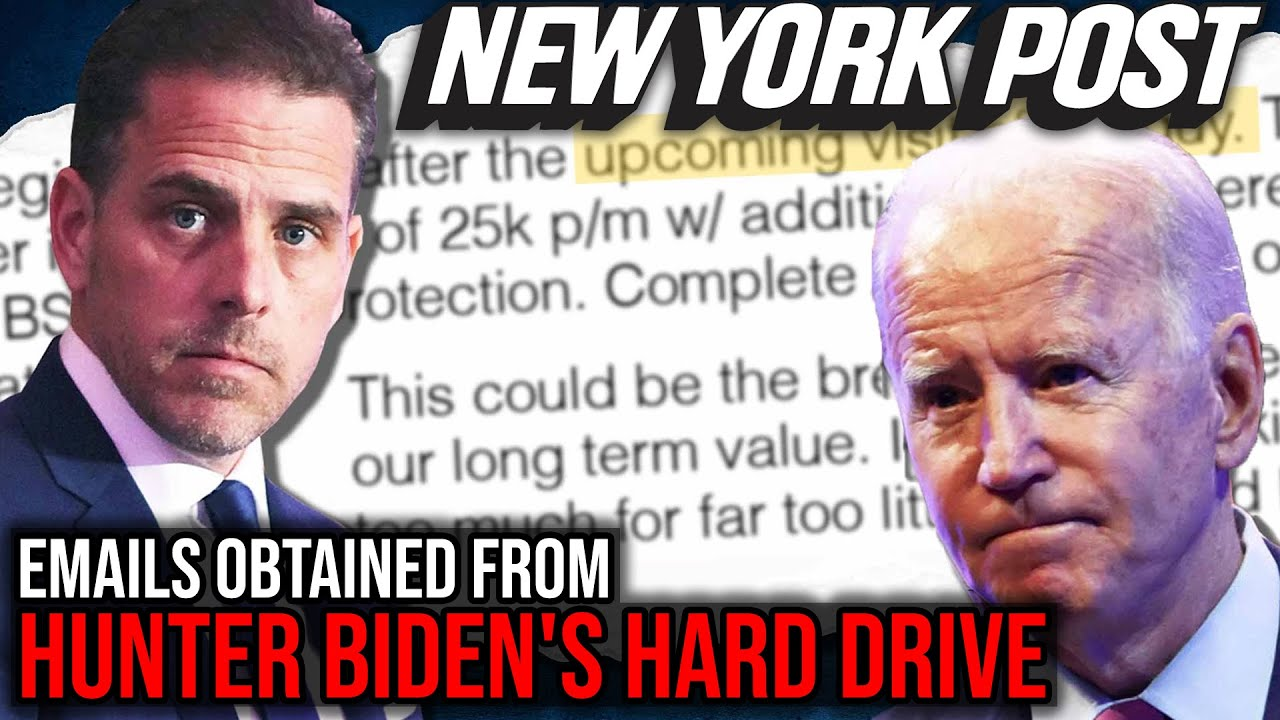 The BIDEN CRIME FAMILY'S Payoff Scheme | Rudy Giuliani's