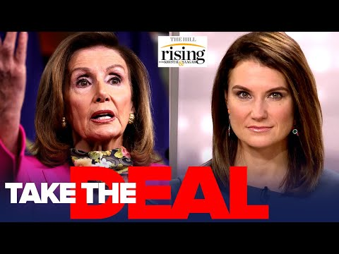 Take The DEAL! – Pelosi's stop Game Playing.