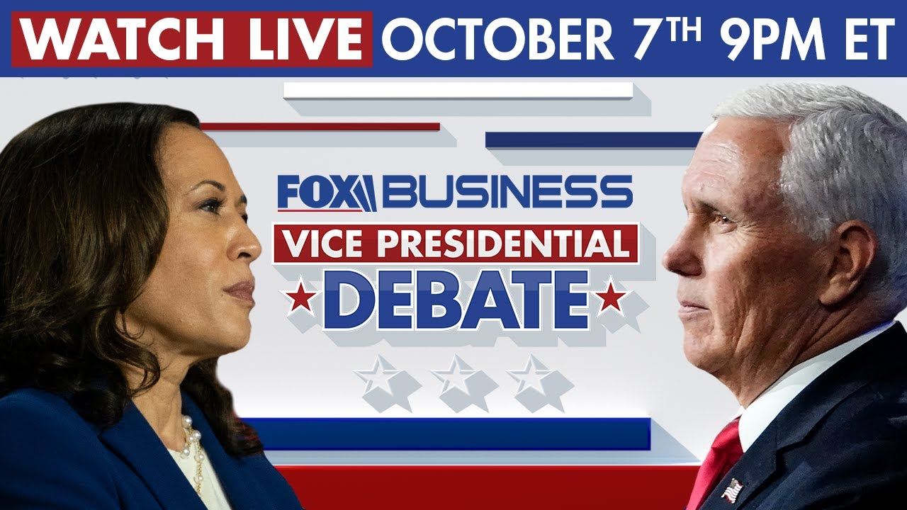 2020 VP Debate Live: Pence, Harris face off in Salt Lake City