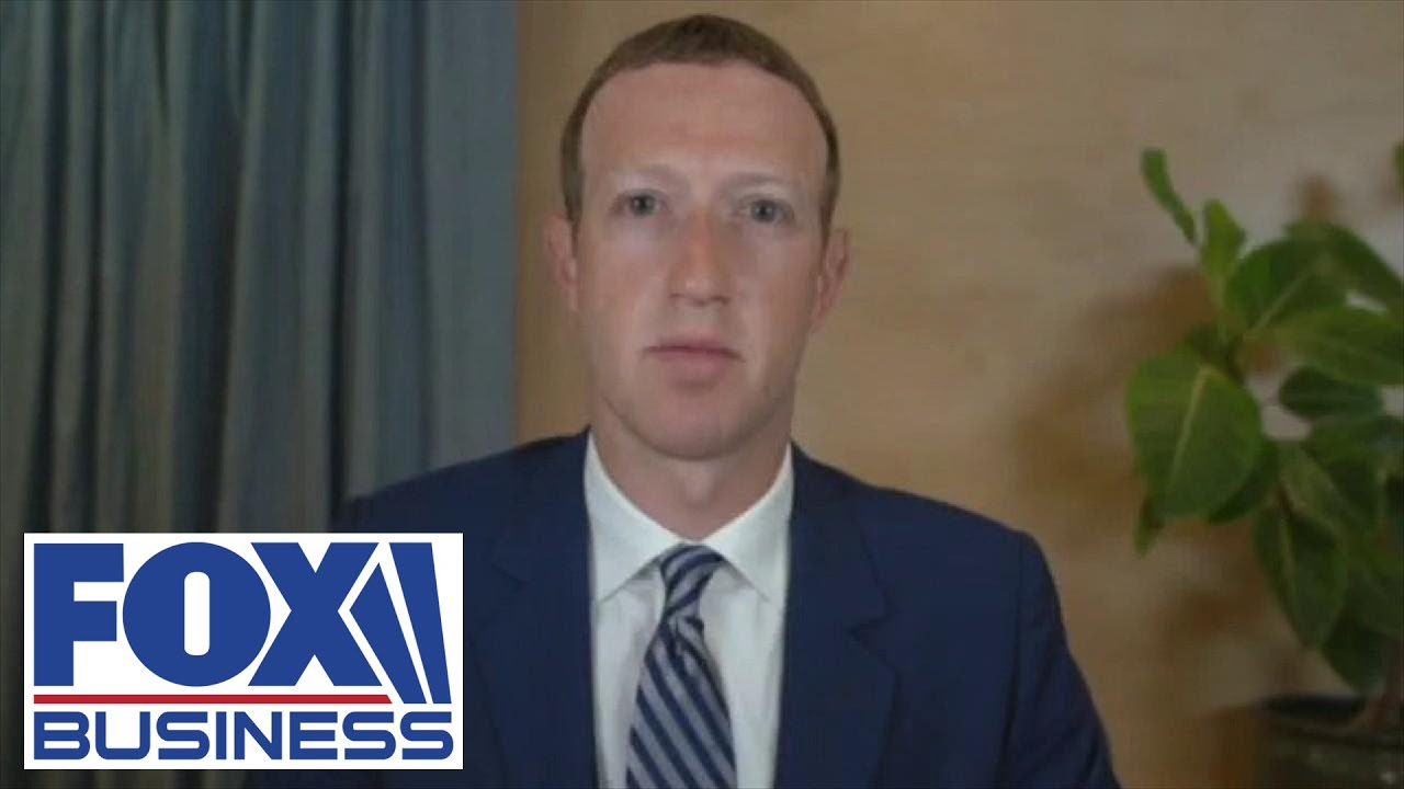 Sen Klobuchar, Zuckerberg clash over political advertisements on Facebook