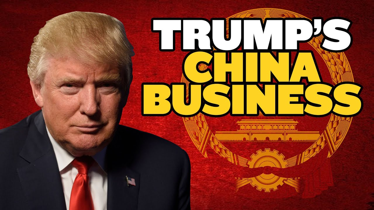 Trump's China-Related Business Deals