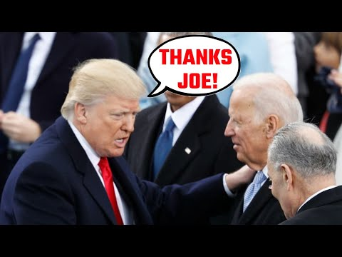 That Biden speech that will go down in history as the one that ensured Trump's re-election