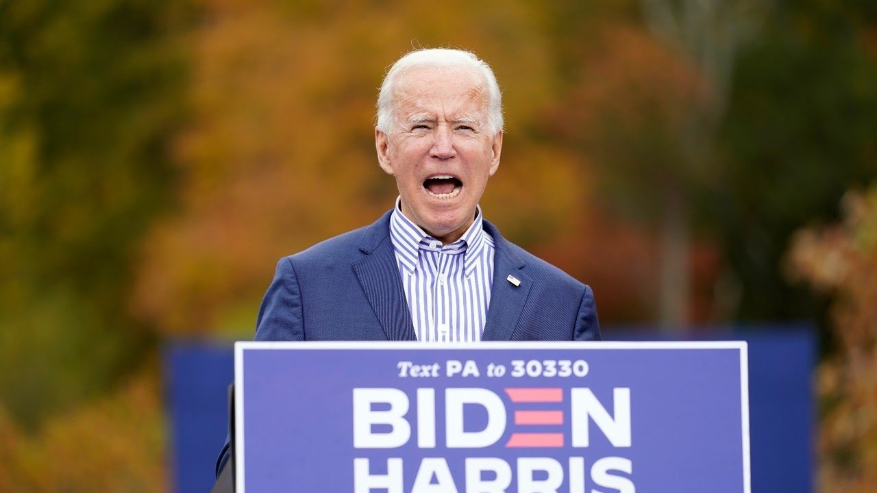Joe Biden has told the 'lie of the campaign'