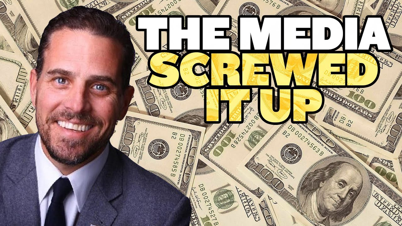 Hunter Biden: How the Media Screwed It Up