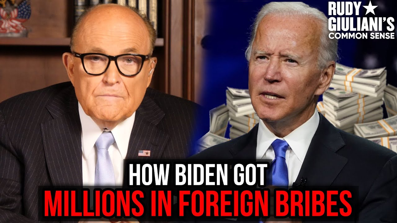 UNCOVERED: How Joe Biden Got Millions In Foreign Bribes