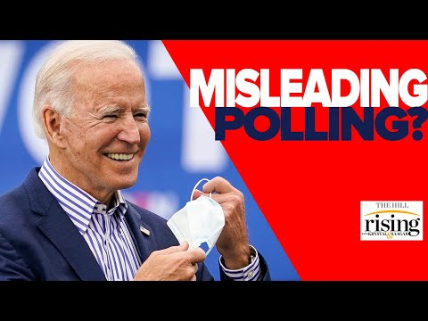Biden Polls Seems Strong BUT Under Surface Youth Voters Of Color Revolt