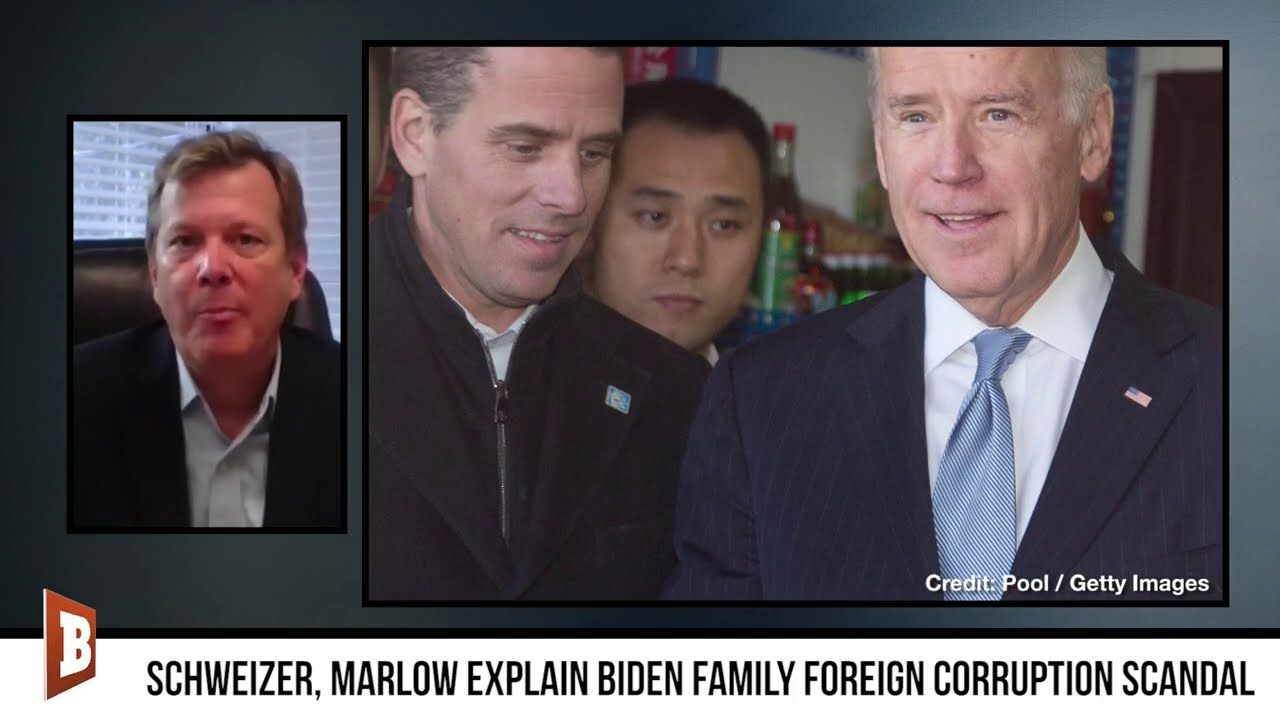 'The Biden Five': The Definitive Breakdown of One of America's Most Corrupt Families