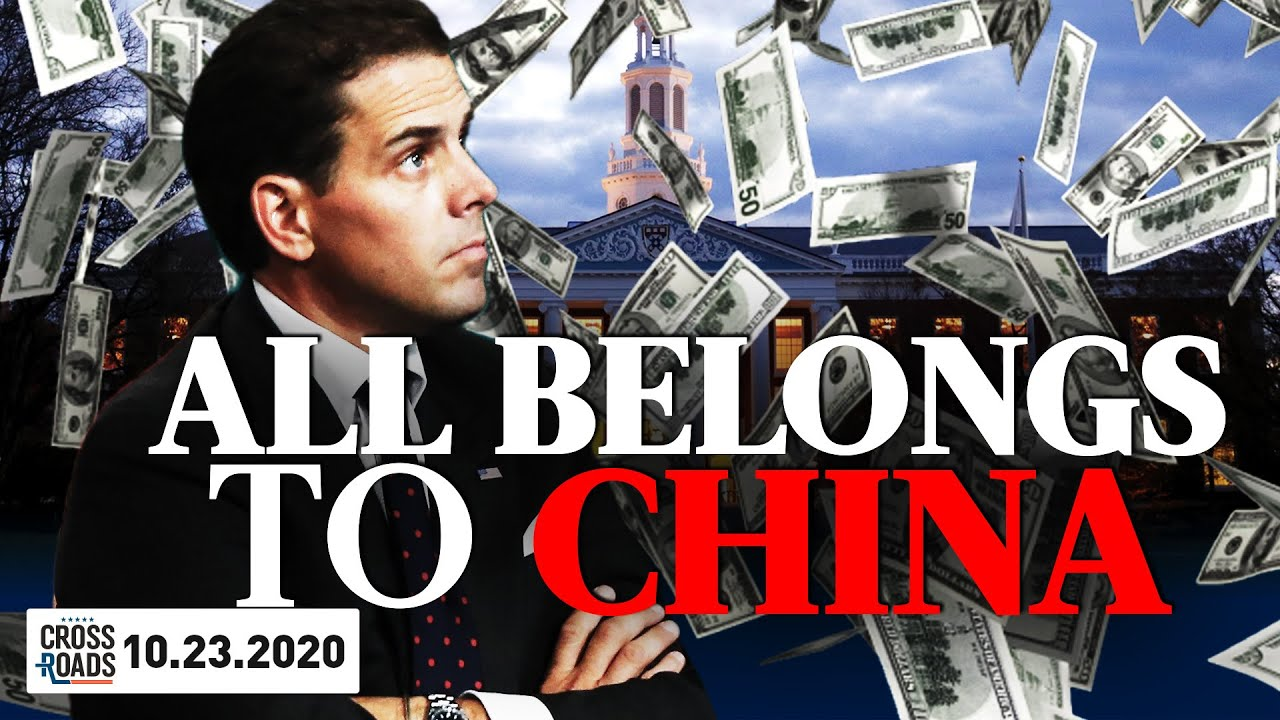 Hunter Biden Associate Adds to Growing Scandal; Harvard Received $116 Million From China