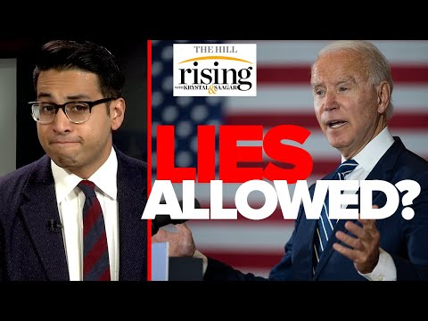 Media Lets Biden SHAMELESSLY LIE About Hunter Biden's Business Dealings