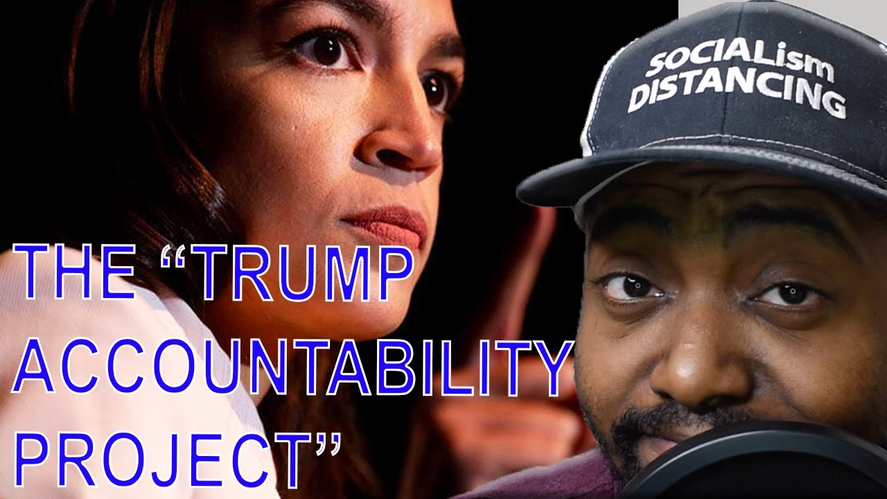 """AOC & Far Left SJW's Begin The """"Trump Accountability Project"""" Compiling Lists of Trump Supporters"""