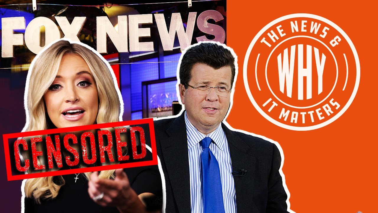 Fox News JOINS Big Tech, Censors Stories From Audience | The News & Why It Matters