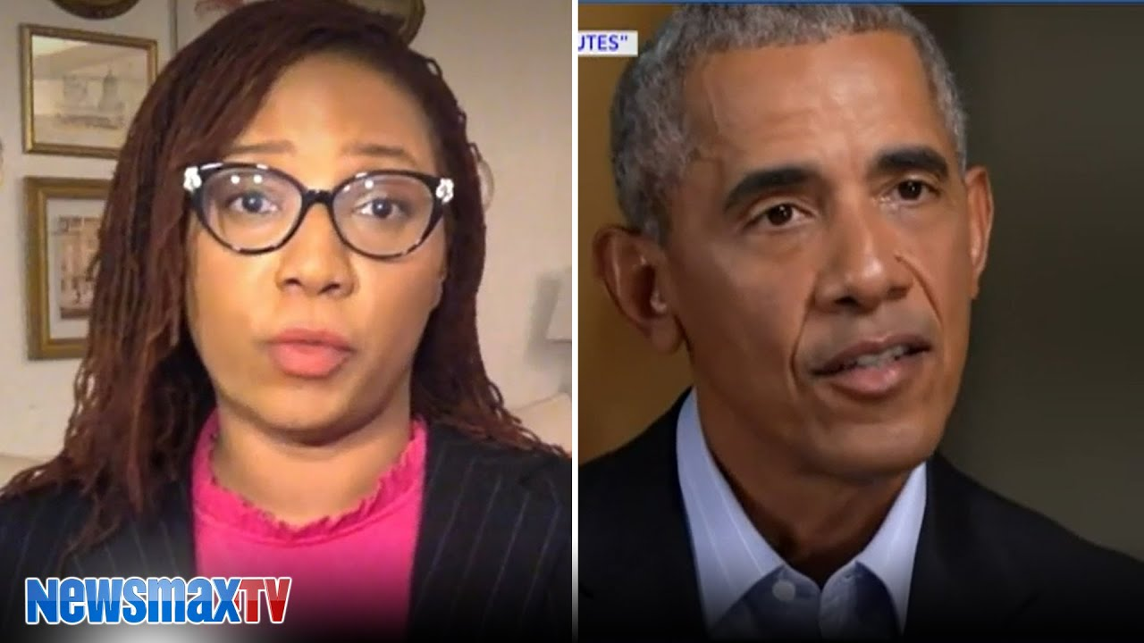 Obama on 60 Minutes | Black Voices for Trump reaction