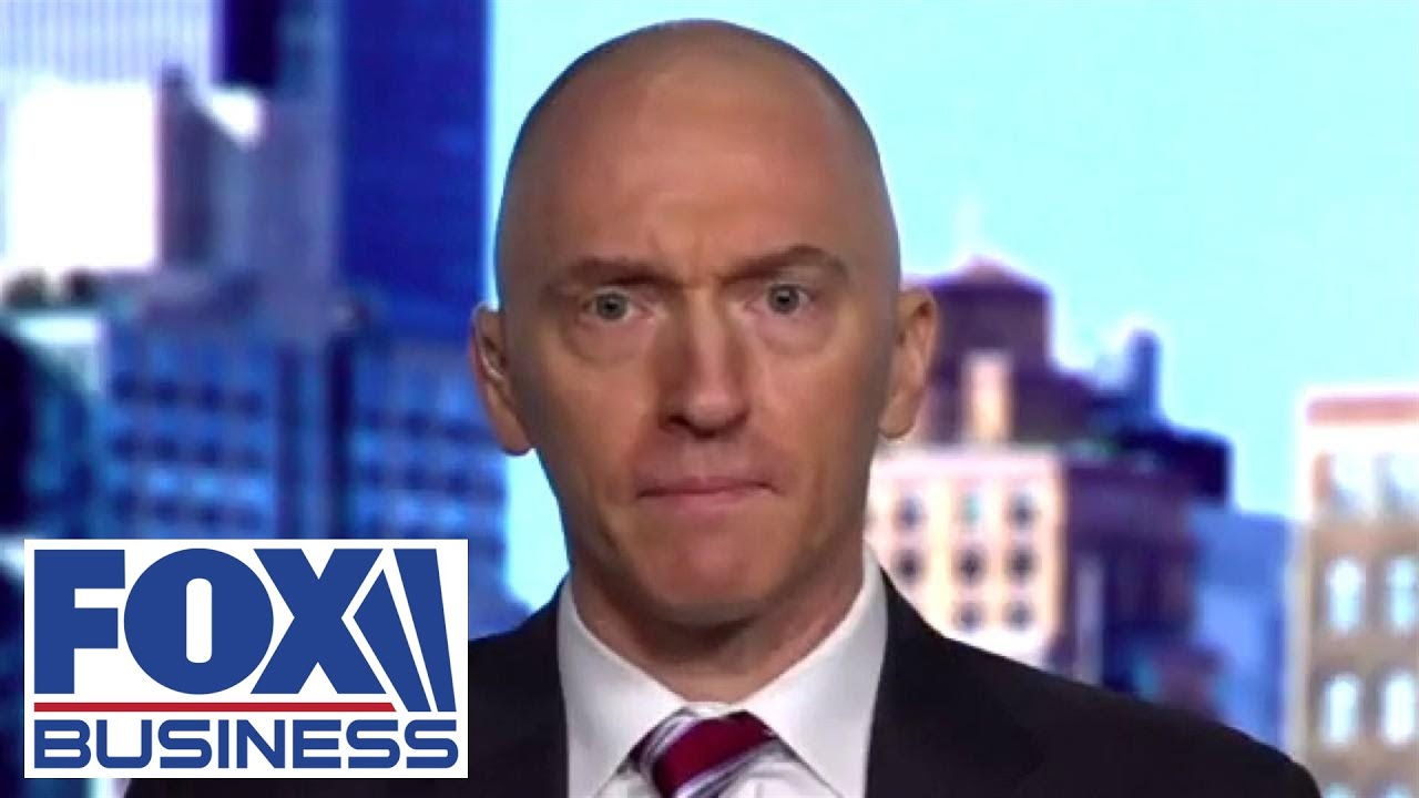 Carter Page sues DOJ and FBI, calls lawsuit an 'important next step'