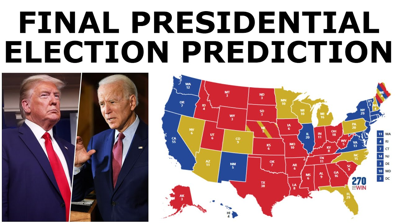 FINAL 2020 Presidential Election Prediction