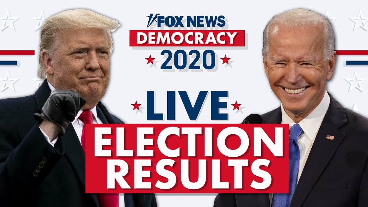 2020 Election Results Live: Presidential and Senate races