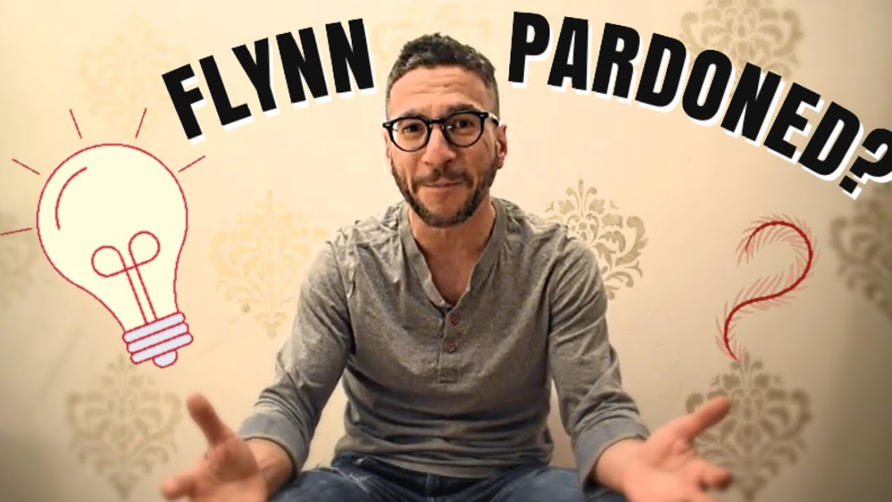 Thoughts of the Flynn Pardon