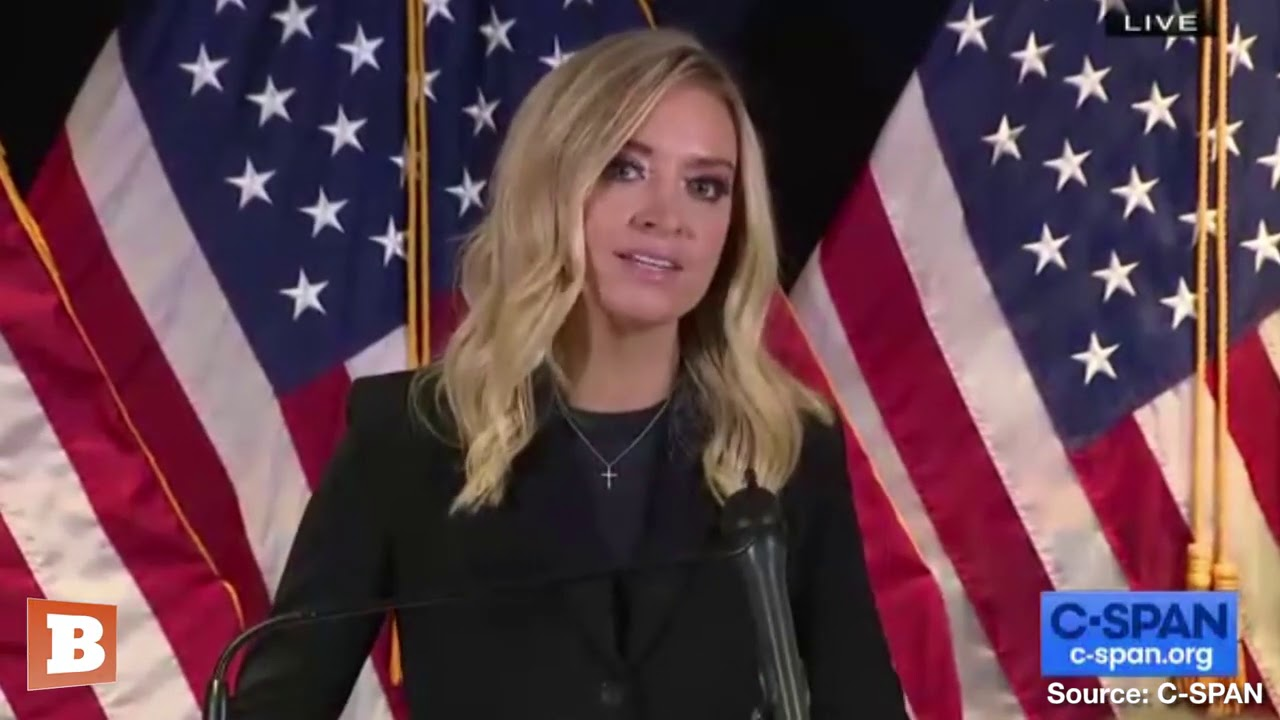 """Kayleigh McEnany to Media: """"Sadly, We Are Asking the Questions Many of You Should"""""""