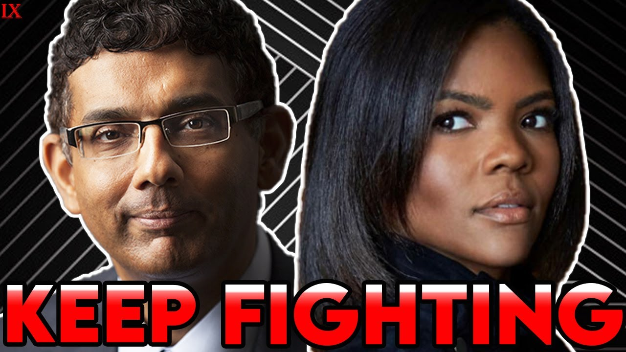 THIS ISN'T OVER YET !! The Legal Process Must Be Completed! With Candace Owens & Dinesh D'Souza