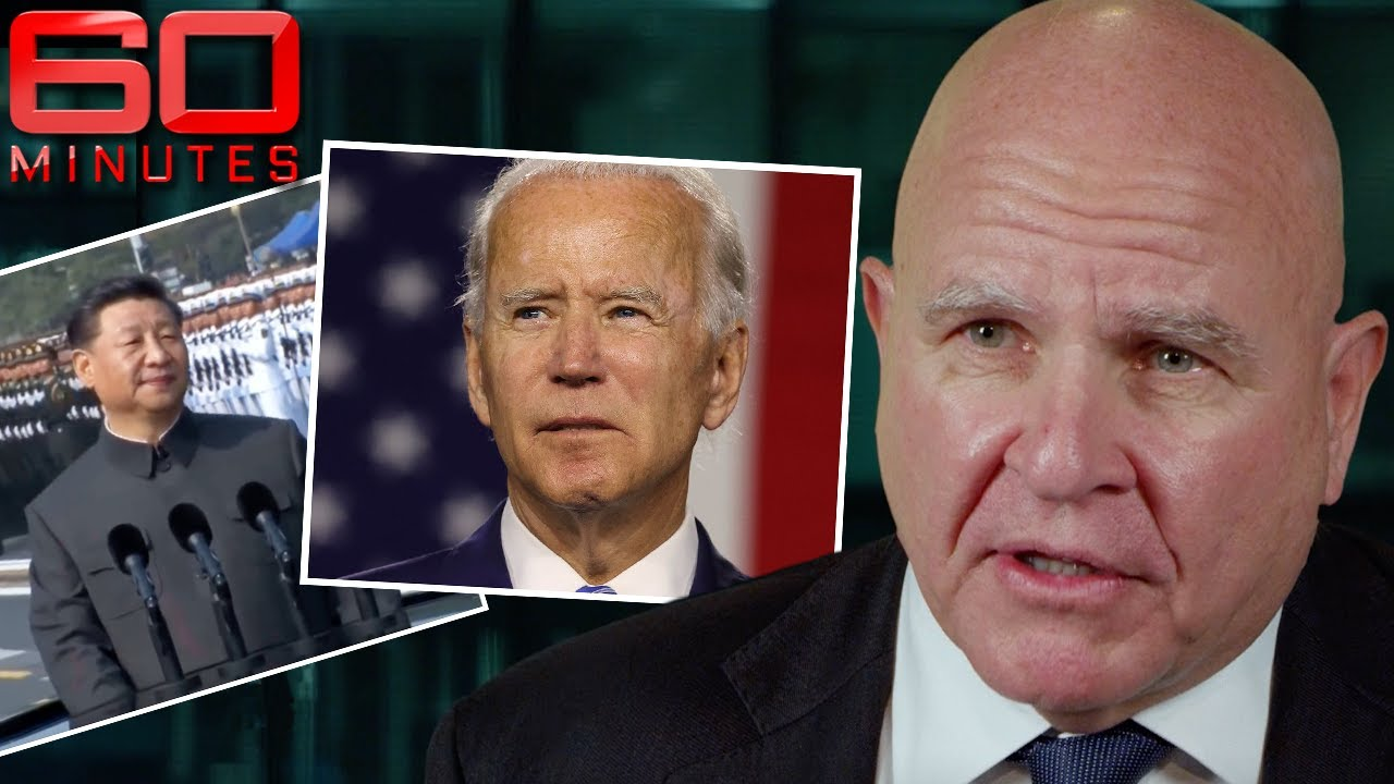Security expert says the Chinese Communist Party will try to 'lure' Joe Biden