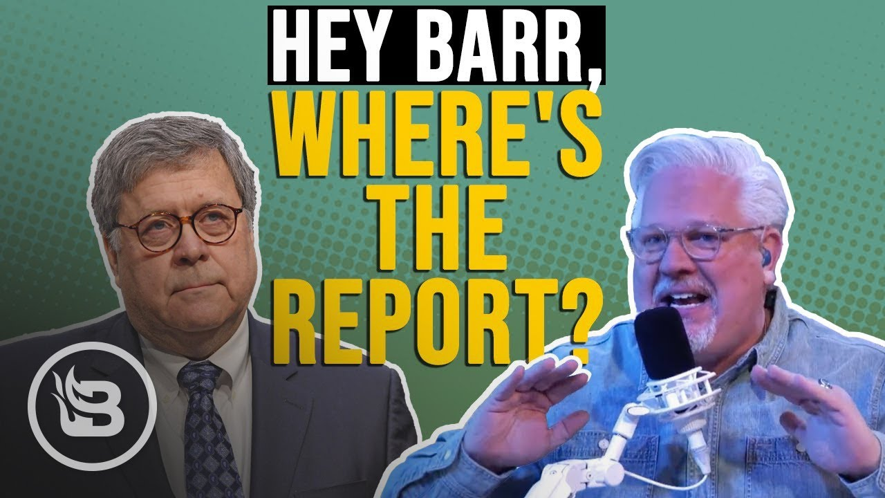 AG Bill Barr Is Retiring Without Giving VITAL Reports First