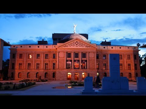 LIVE: Arizona Voter Fraud Revealed – Press Conference at AZ State Capitol 12/30/20