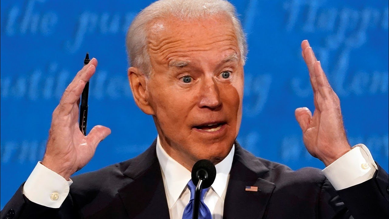 It would be 'shocking' for Joe Biden to last a year in presidency