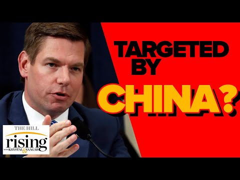 Russiagate Fanatic Eric Swalwell CAUGHT Associating With Chinese Spy