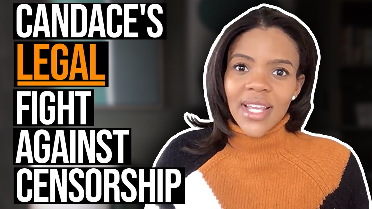Candace Owens: America's censorship compares to China's – YouTub