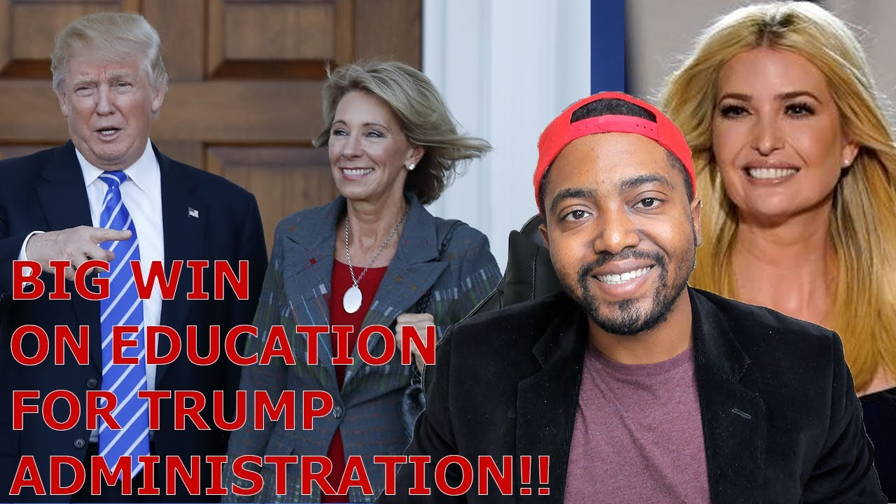 MAJOR WIN For Trump Administration On Education As Congress Reverses More Biden Crime Bill Policies!