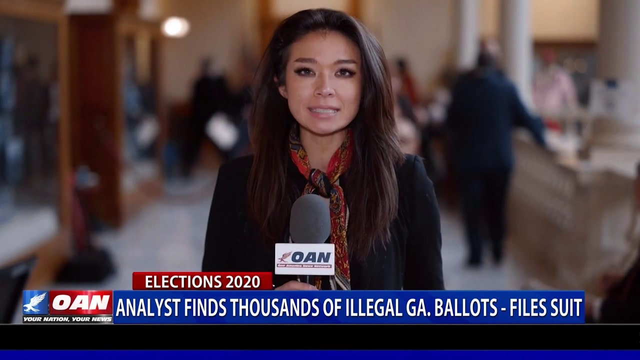 Georgia Lawyer Finds THOUSANDS of ILLEGAL Ballots
