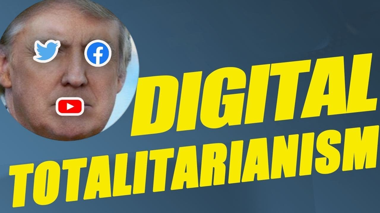 How Far Away Are We From CCP Style Digital Totalitarianism?