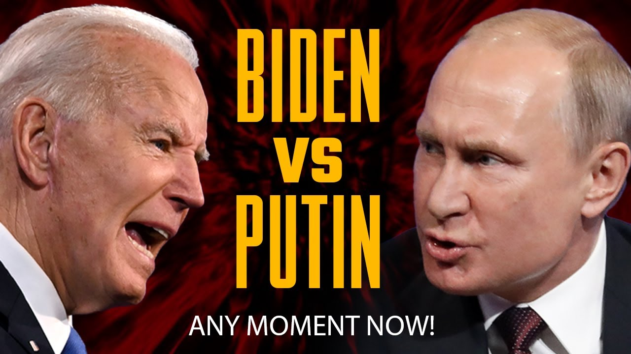 Biden wanted a stick to beat Putin with, Capitol breach gave him just the perfect opportunity