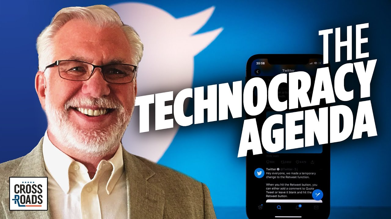 Big Tech Dominance Ties to Technocracy Agenda—Interview with Patrick Wood on the Rise of Technocracy