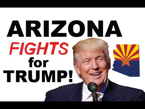 Arizona FIGHTS for Trump! Forensic Audits coming.
