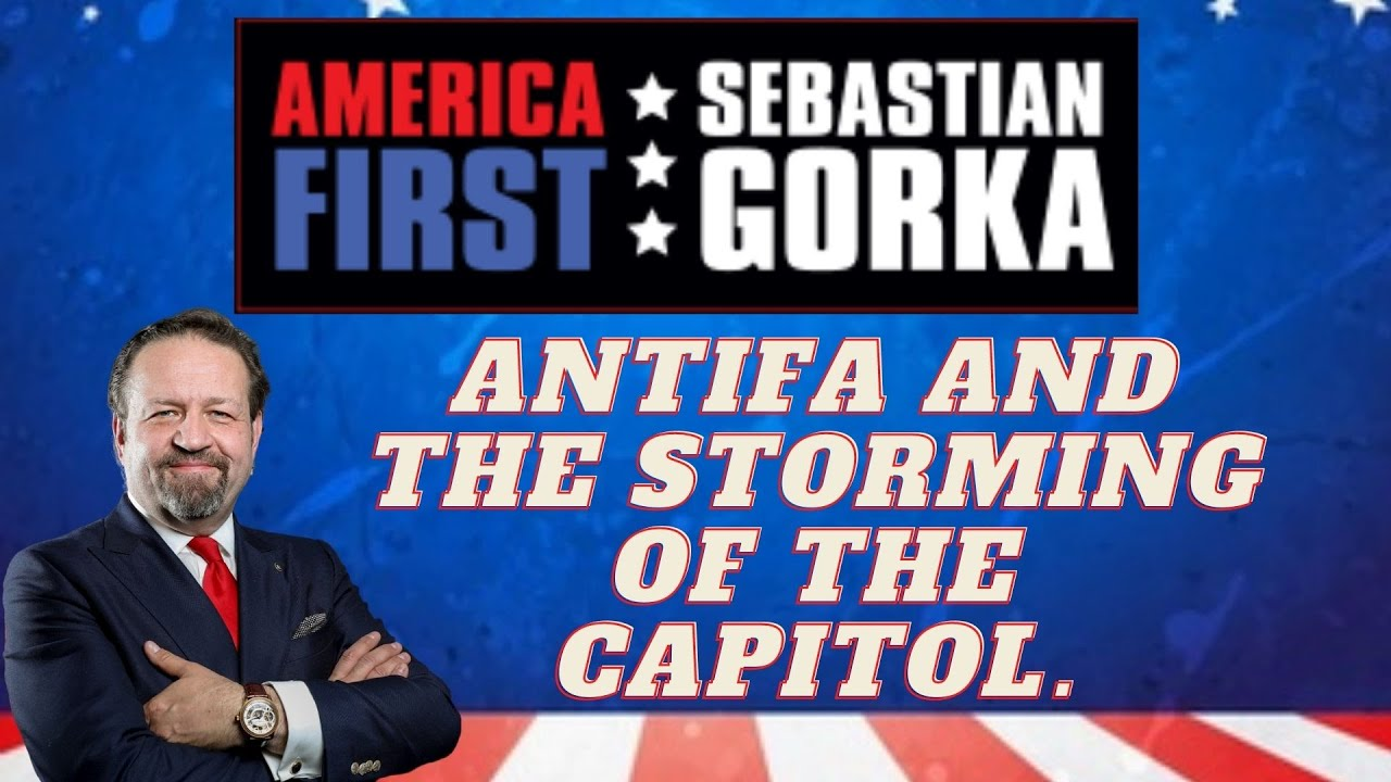 Antifa and the storming of the Capitol.