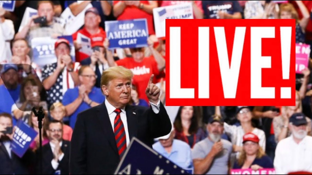 🔴 BREAKING LIVE: President Trump Rally in Georgia for Perdue and Loeffler